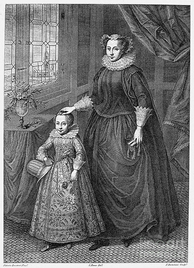 16th Century Photograph - Mary, Queen Of Scots by Granger