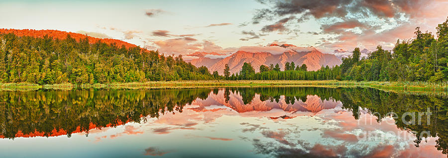 Matheson Photograph - Matheson Lake by MotHaiBaPhoto Prints