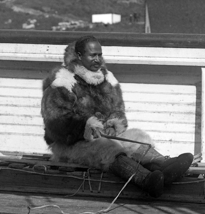 Matthew Henson 1866 1955 African Photograph By Everett