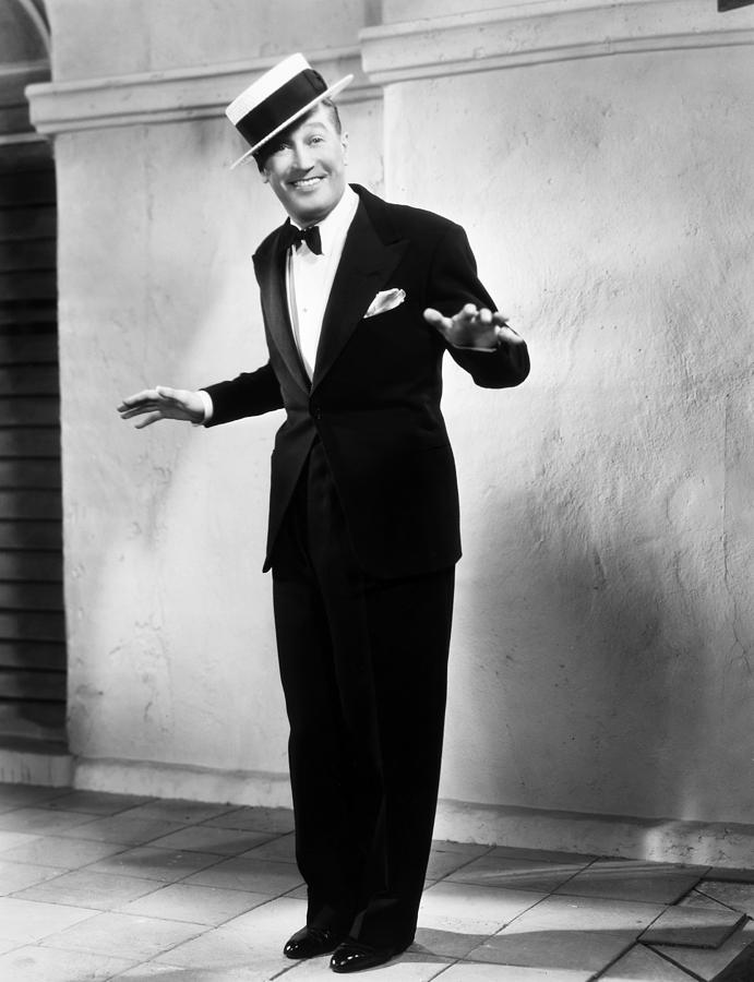 1930 Photograph - Maurice Chevalier by Granger