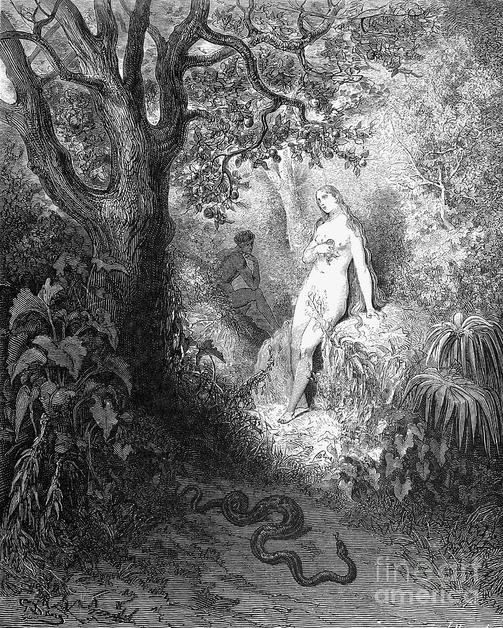 adam and eve paradise lost essay View essay - paradise lost essaypdf from engl 288898 at penn state paradise lost milton tells the story of adam and eve by.
