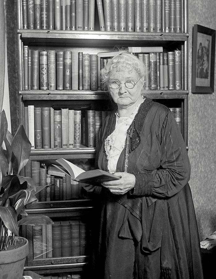 1920s Photograph - Mother Jones. Mary Harris Jones, Photo by Everett