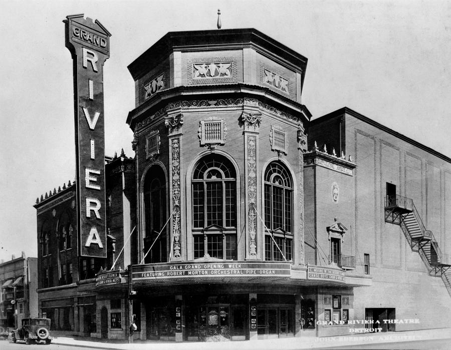movie theaters the grand riviera photograph by everett