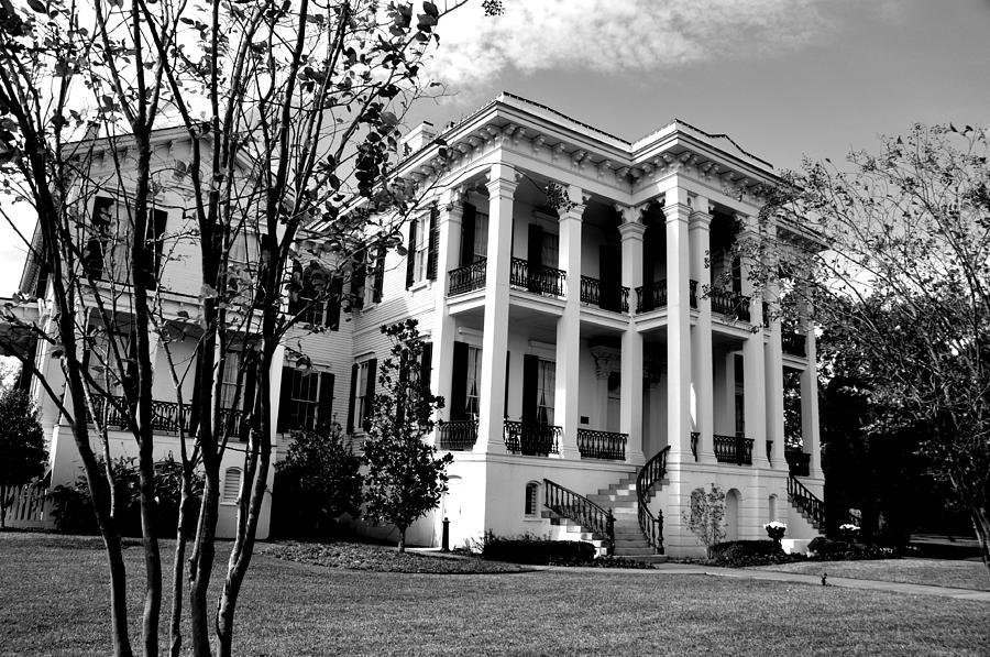 Landscape Photograph - Nottaway Plantation by Helen Haw
