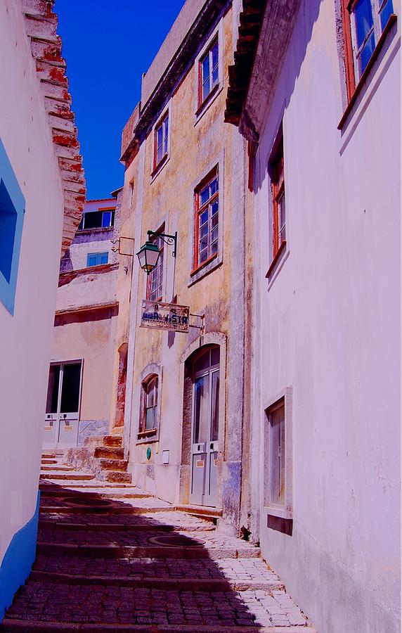 Houses Photograph - Paisajes Del Algarve by Eire Cela
