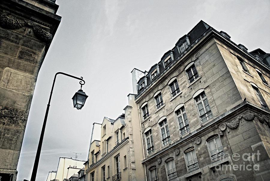 Paris Photograph - Paris Street by Elena Elisseeva