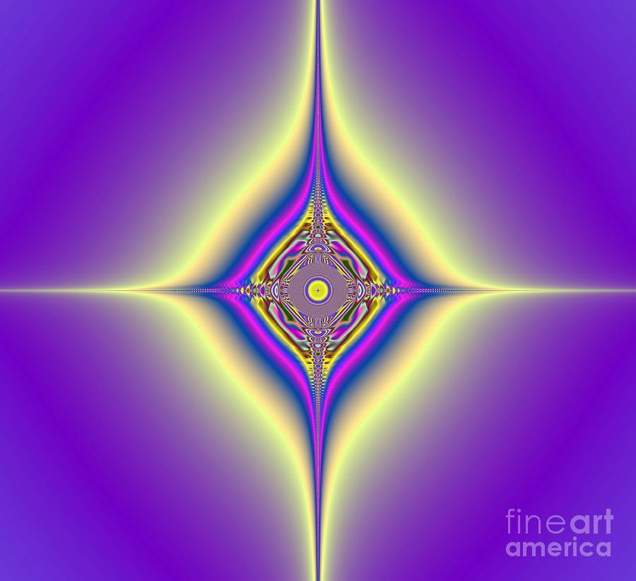 Solar Rings Mixed Media - Planetary Star Rings by Deborah Juodaitis