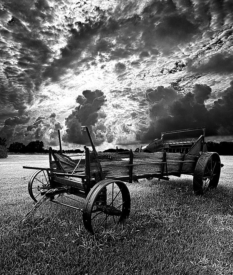Horizons Photograph - Resting Place 2 by Phil Koch