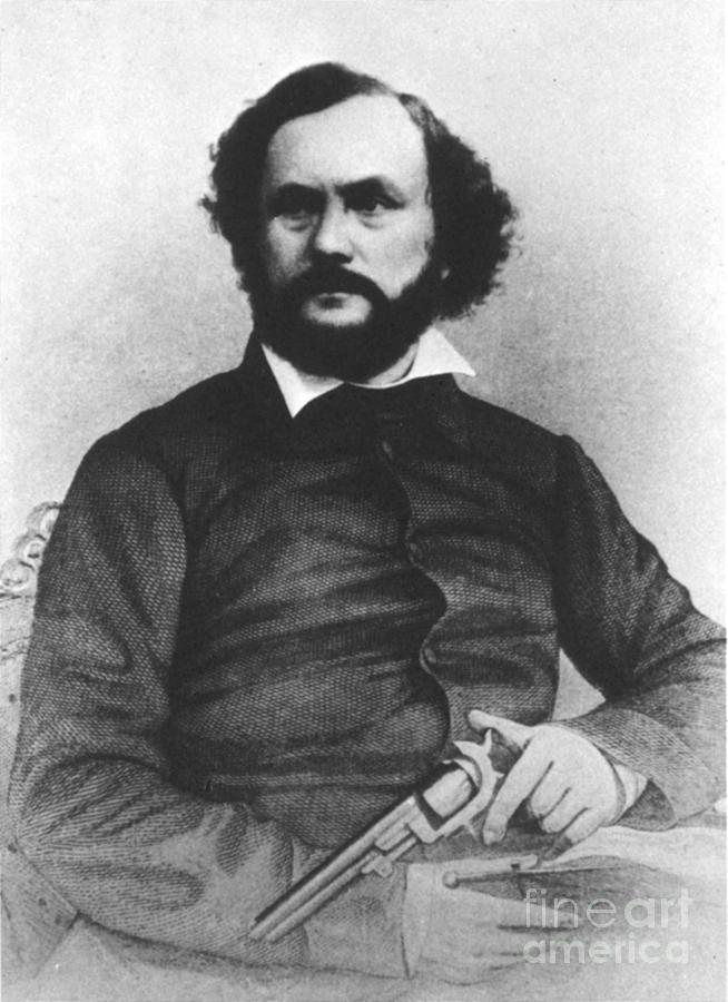 Resultado de imagem para Samuel Colt