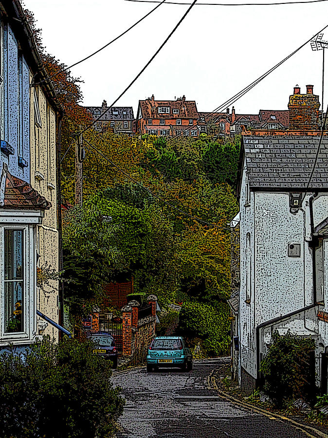 Shaftesbury In Dorset Photograph by Bournemouth Artist