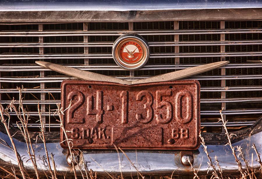 Cheyenne Photograph - Studebaker President by Richard Steinberger