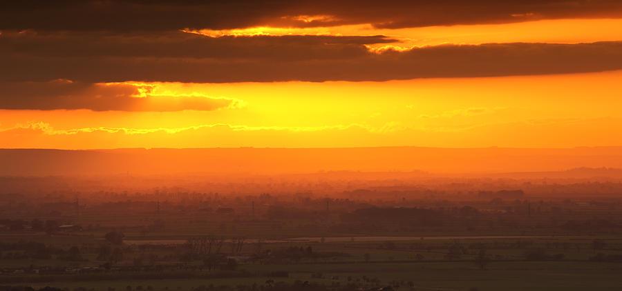 Dawn Photograph - Sunset by Svetlana Sewell