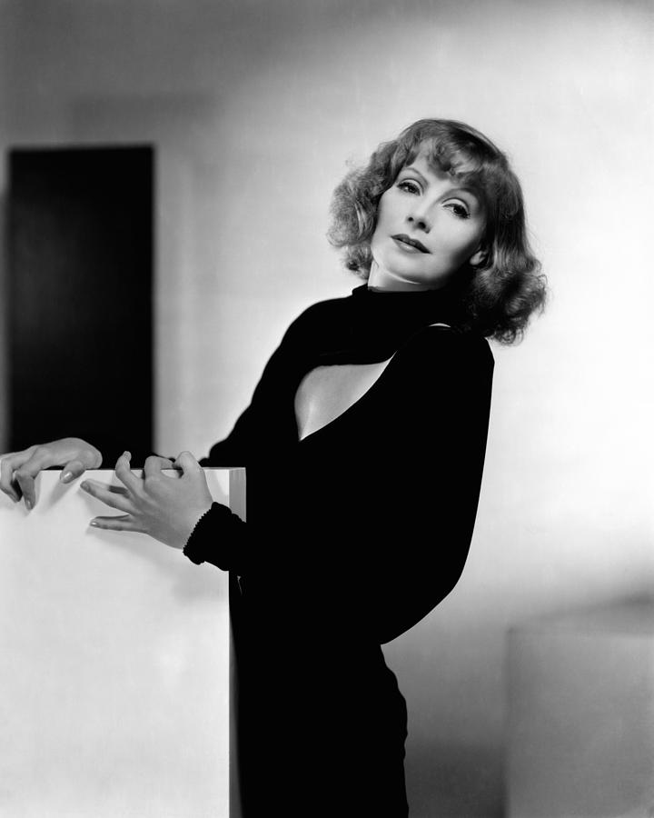 1930s Movies Photograph - Susan Lenox Her Fall And Rise, Greta by Everett