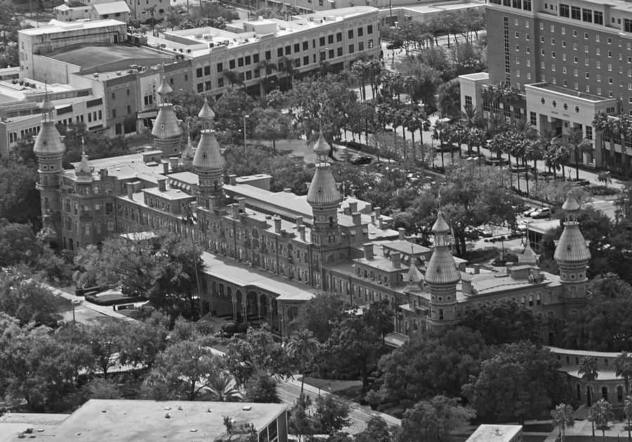 Tampa Photograph - Tampa Bay Hotel by John Black