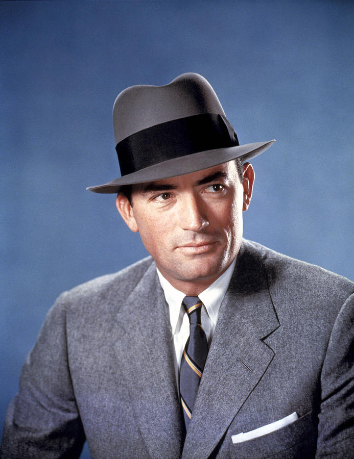 1950s Fashion Photograph - The Man In The Gray Flannel Suit by Everett