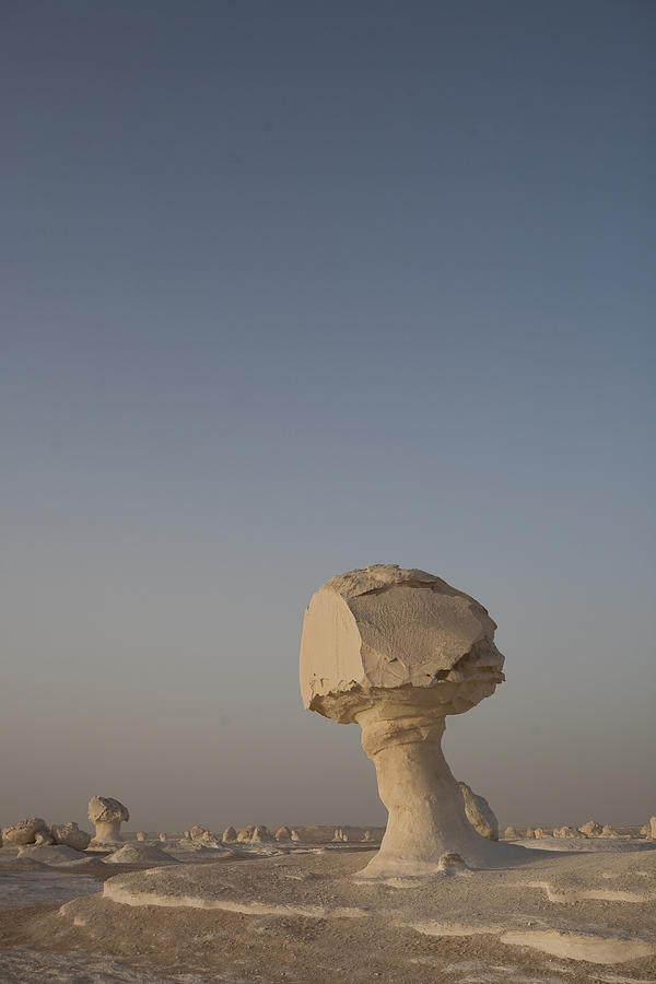 Africa Photograph - The Strange Eroded Formations by Taylor S. Kennedy