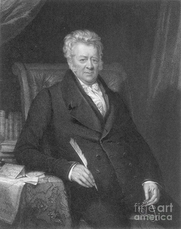 19th Century Photograph - Thomas Clarkson (1760-1846) by Granger