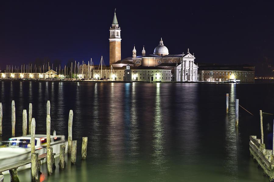 San Giorgio Maggiore Photograph - Venice by Joana Kruse