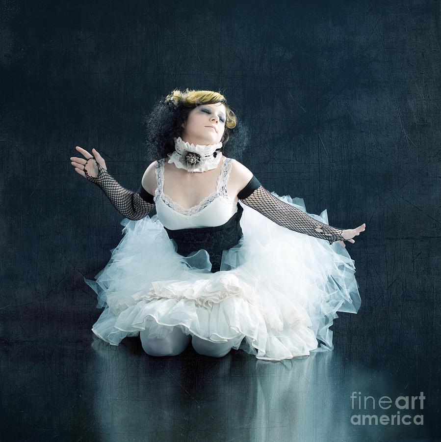 Series Photograph - Vintage Dancer Series by Cindy Singleton