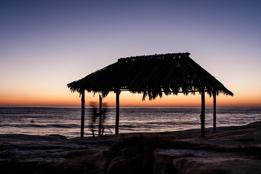 America Photograph - Windansea Beach Hut One by Josh Whalen