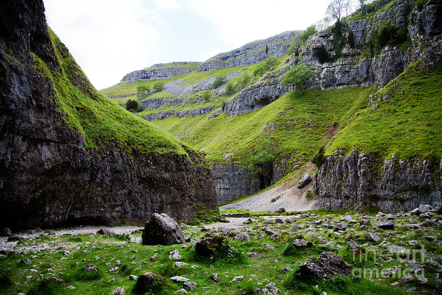Yorkshire Dales National Park Photograph By Kati Finell