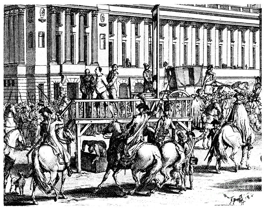 1793 Photograph - Louis Xvi (1754-1793) by Granger