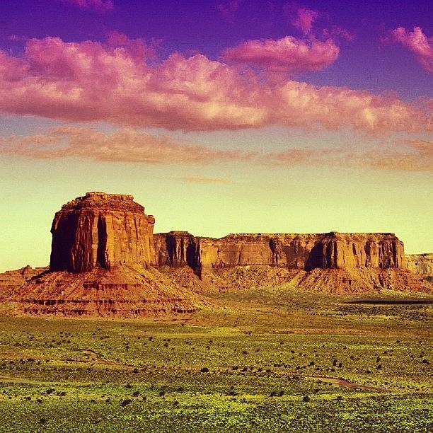Monumentvalley Photograph - Monument Valley by Luisa Azzolini