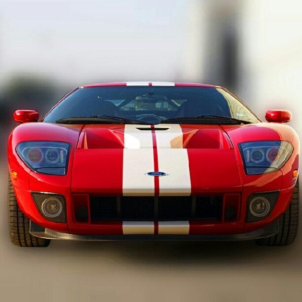 Instagram Photograph - 2006 Ford Gt40 by James Granberry