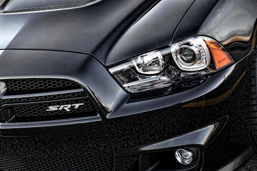 2011 Photograph - 2012 Dodge Charger Srt8 by Gordon Dean II