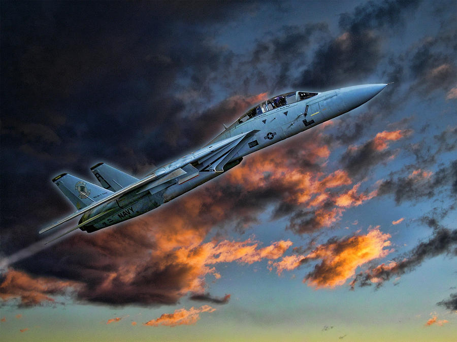 Jet Photograph - 2272 by Peter Holme III