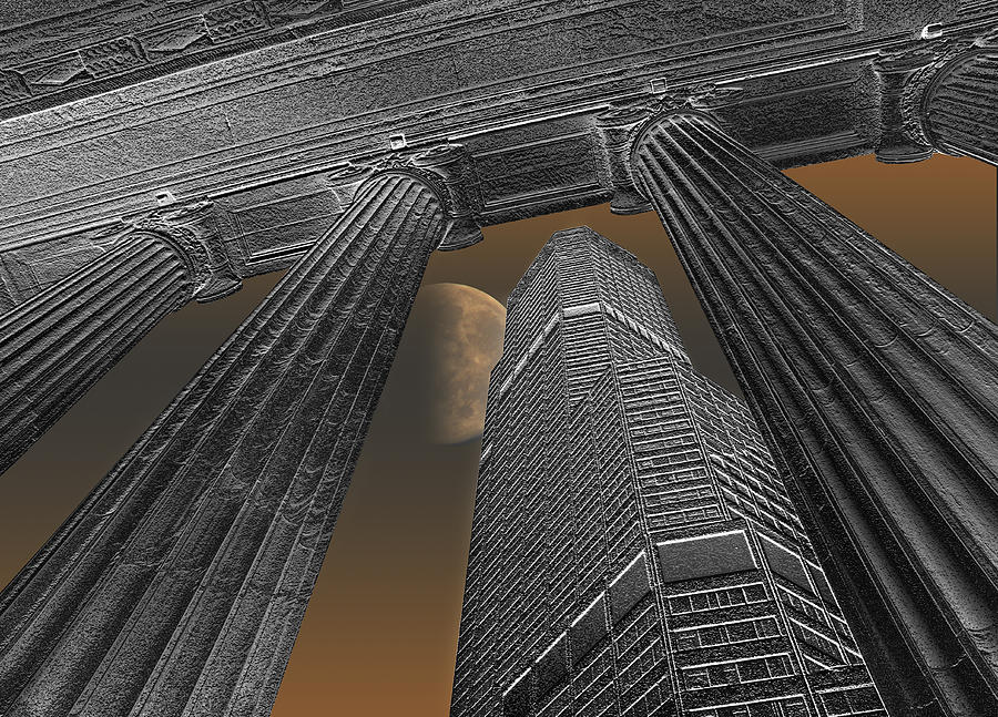 City Photograph - 2400 by Peter Holme III
