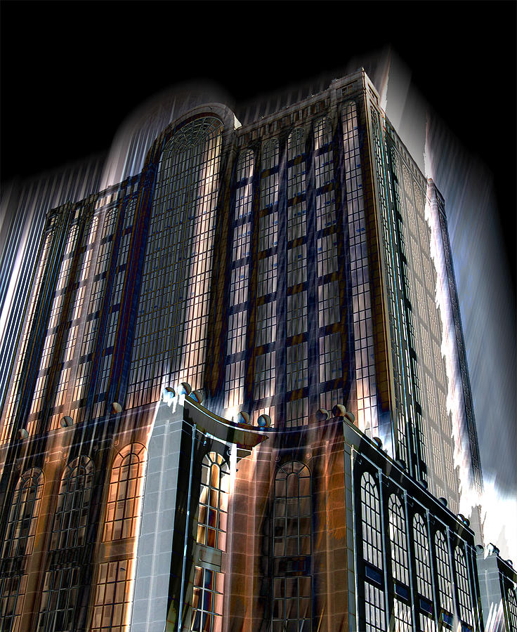 Architecture Photograph - 2432 by Peter Holme III