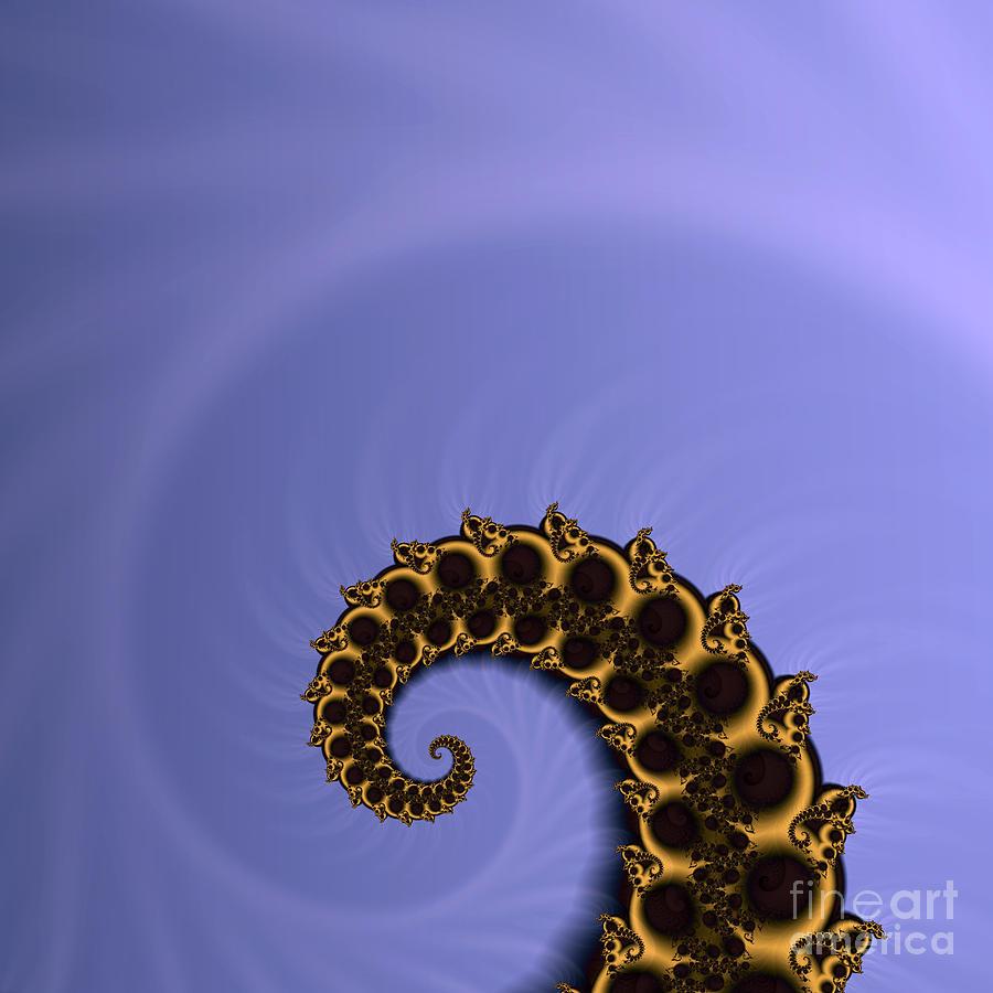 Nature Digital Art - Fractal by Odon Czintos