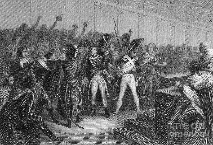 1799 Photograph - Napoleon I (1769-1821) by Granger