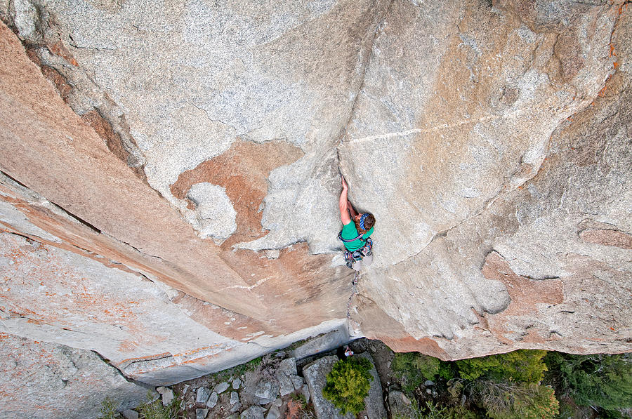 Climbing Photograph