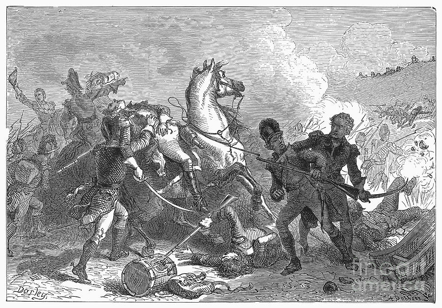 1815 Photograph - Battle Of New Orleans by Granger