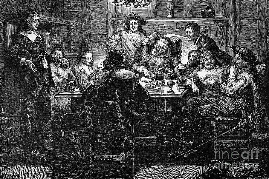 16th Century Photograph - Benjamin Jonson (1573-1637) by Granger
