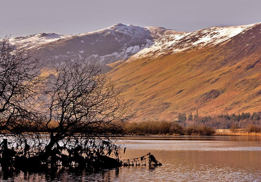 Lake Photograph - Derwent Water - Lake District. by Trevor Kersley