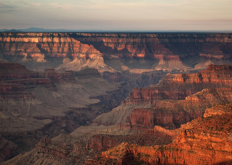 Grand Canyon Sunrise by Aurica Voss