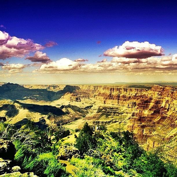 Arizona Photograph - Grand Canyon by Luisa Azzolini