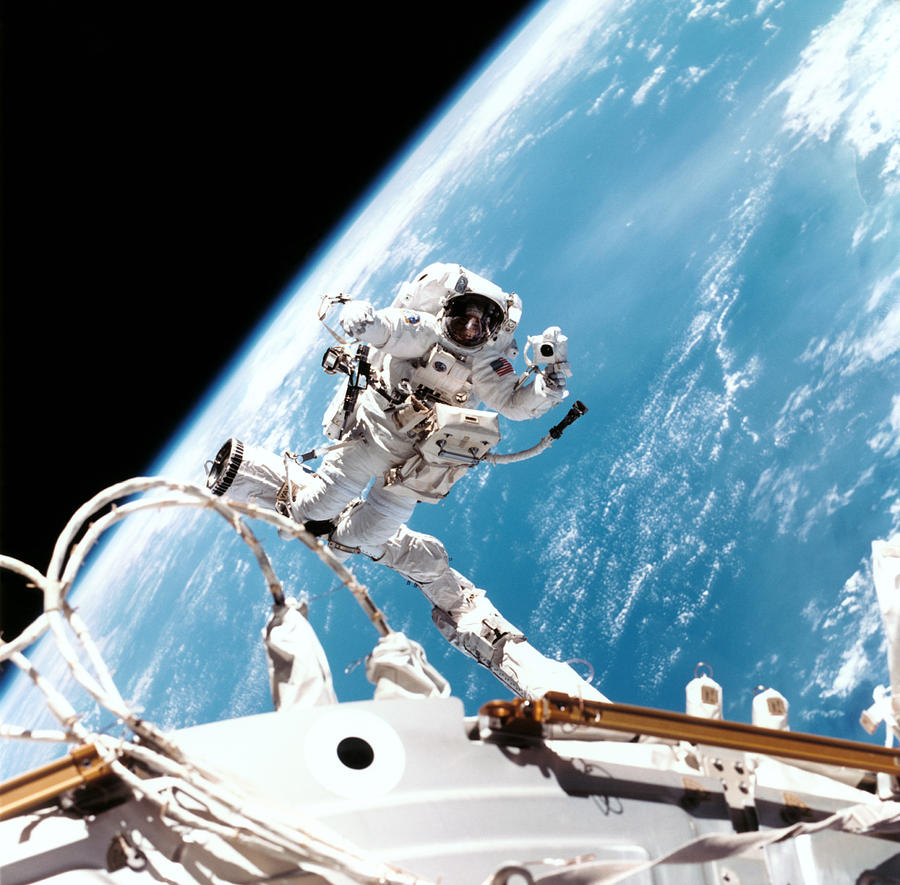 international space station space walk - photo #13