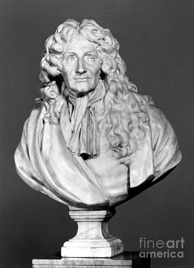 18th Century Photograph - Jean De La Fontaine by Granger