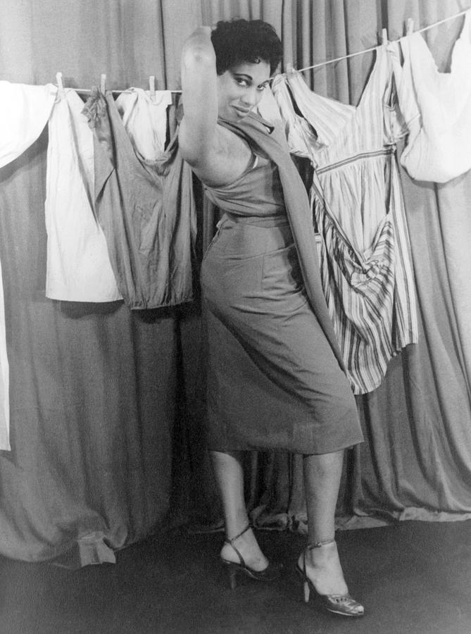 History Photograph - Leontyne Price B. 1927, African by Everett