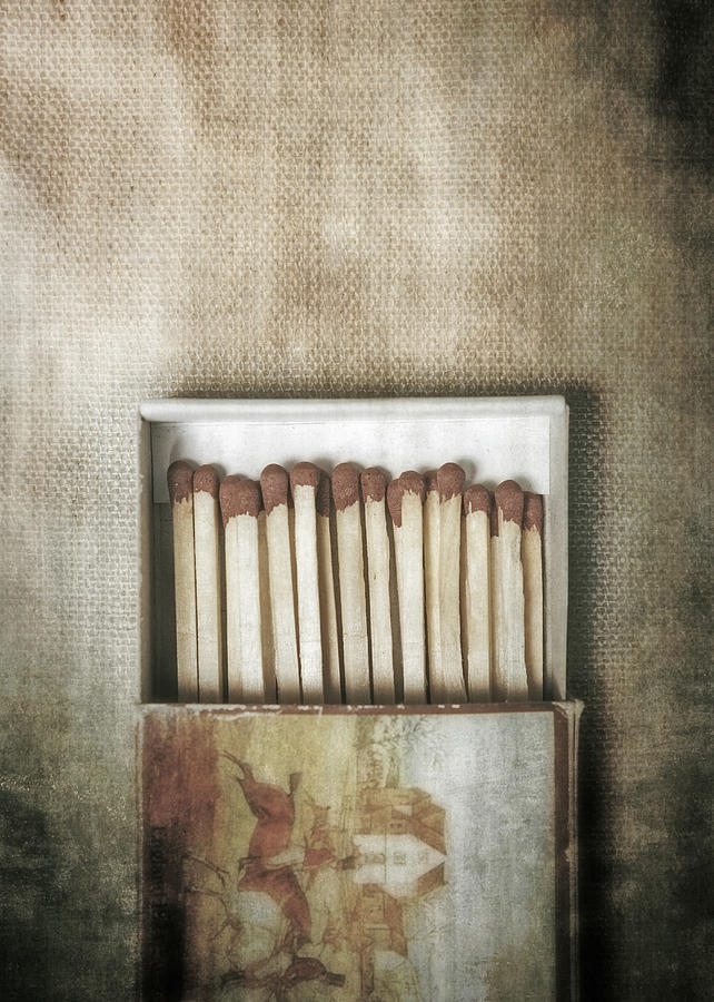 Match Photograph - Matches by Joana Kruse