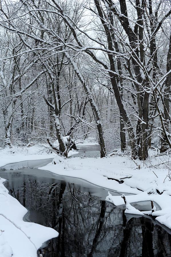 Millstone River Photograph - Millstone River by Frank DiGiovanni