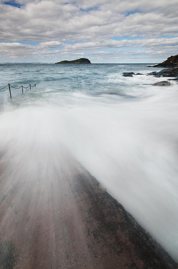 Berwick Photograph - North Berwick by Keith Thorburn LRPS AFIAP CPAGB