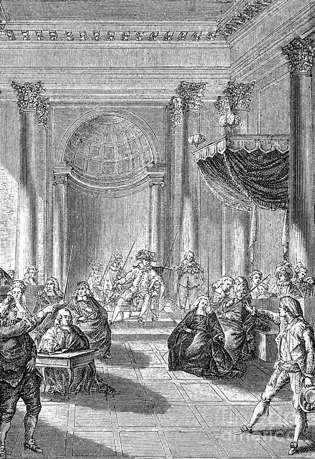 18th Century Photograph - Pierre De Beaumarchais by Granger