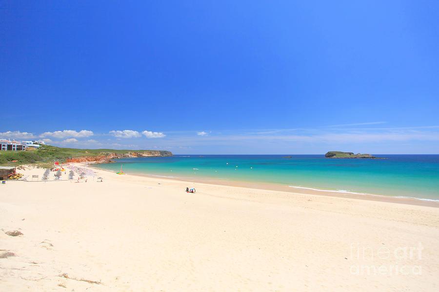 Praia Do Martinhal Photograph by Carl Whitfield