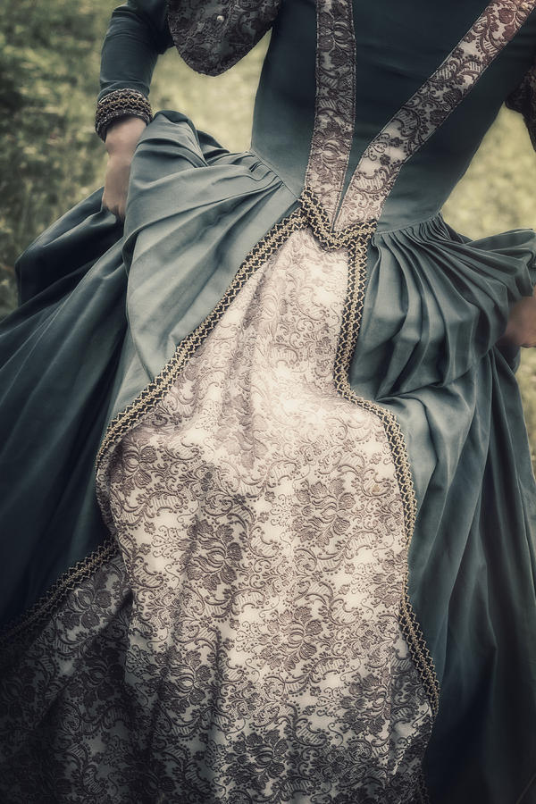 Woman Photograph - Renaissance Princess by Joana Kruse