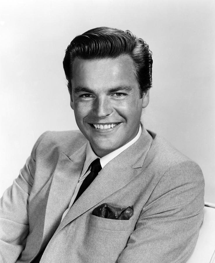 Portrait Photograph - Robert Wagner, 1950s by Everett